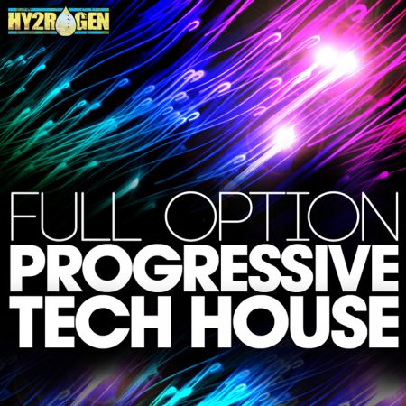 Hy2rogen Full Option Progressive Tech House WAV MiDi-MAGNETRiXX