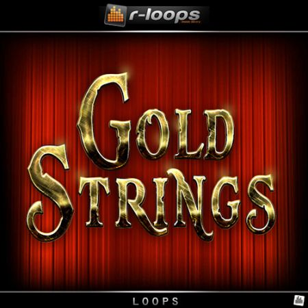 r loops Gold Strings WAV MiDi-MAGNETRiXX