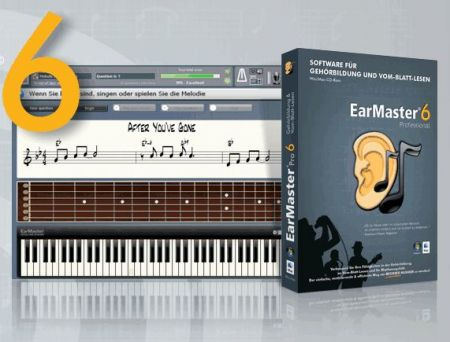 EarMaster Pro 6.1.0.645PW Multilingual Portable