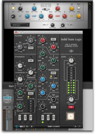 Native Instruments Solid EQ FX-X3N0N
