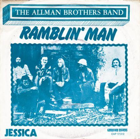 The Allman Brothers Band Ramblin Man MULTiTRACKS