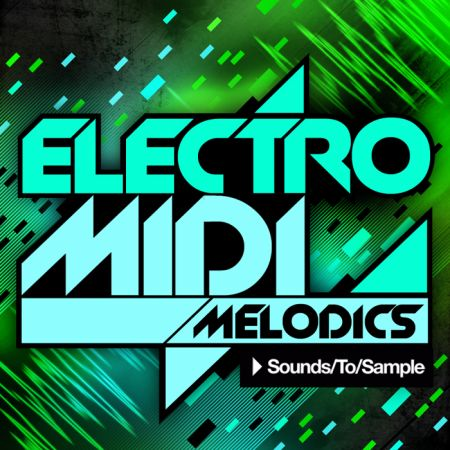 Sounds To Sample Electro MIDI Melodics WAV MiDi-MAGNETRiXX