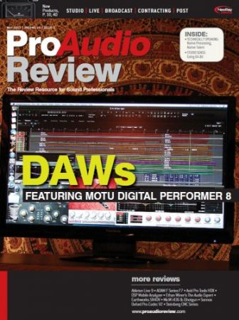 ProAudio Review - May 2013
