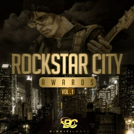 Big Citi Loops Rockstar City Awards Vol.1 MULTiFORMAT SCD-BYS