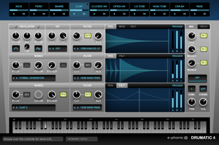 E-Phonic Drumatic 4.v1.0.1 Incl Keygen-R2R