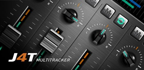 J4T Multitrack Recorder v3.32 APK for Android