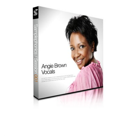 Samplephonics Angie Brown Vocals MULTiFORMAT