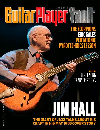 Guitar Player Vault - June 2013