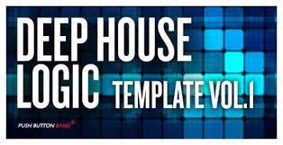 Push Button Bang Deep House Logic Template Vol.1 WAV DAW Presets-MAGNETRiXX