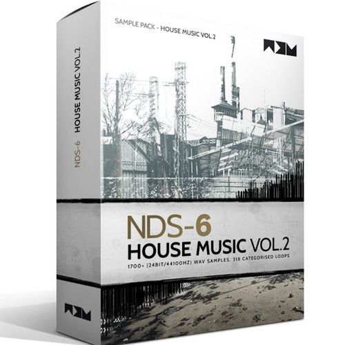 No Dough Samples NDS-6 House Music Volume Two WAV-MAGNETRiXX