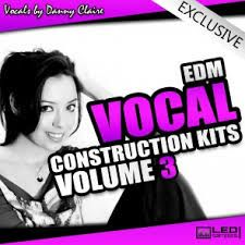L.E.D Samples EDM Vocal Construction Kits Vol.3 WAV MiDi-MAGNETRiXX