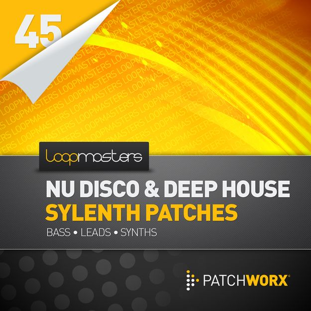 Loopmasters Presents Nu Disco and Deep House Sylenth Presets WAV MiDi FXB Ableton Live-MAGNETRiXX