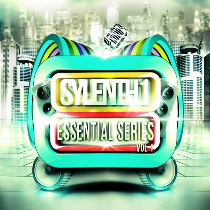 Essential Audio Media Sylenth1 Essential Series Vol.1 FXB-MAGNETRiXX
