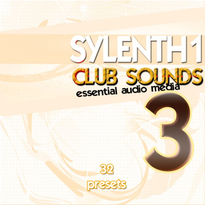 Essential Audio Media Sylenth1 Club Sounds Vol.3 FXB-MAGNETRiXX