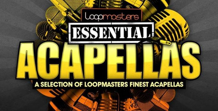 Loopmasters Presents Essentials 28 Acapellas WAV-MAGNETRiXX