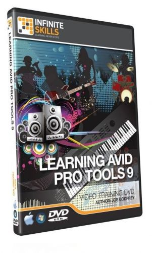 INFINITESKILLS LEARNING PRO TOOLS 9 TRAINING VIDEO TUTORIAL-kEISO