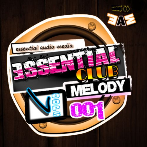 Essential Audio Media Essential Club Melody Loops Vol.1 WAV MiDi-MAGNETRiXX