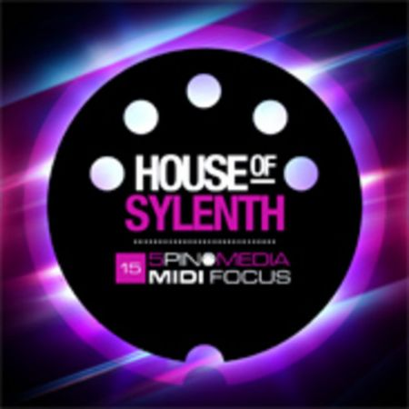 5Pin Media MIDI Focus House of Sylenth MiDi Sylenth1 Presets Ableton Live Project-MAGNETRiXX