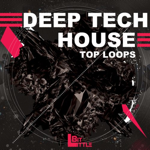 Little Bit Deep Tech House Top Loops WAV