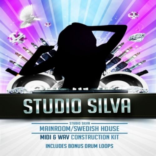 Studio Silva Swedish House Construction Kits WAV MiDi-MAGNETRiXX