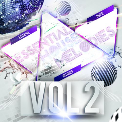 Essential Audio Media Essential House Melodies Vol.2 MiDi-MAGNETRiXX