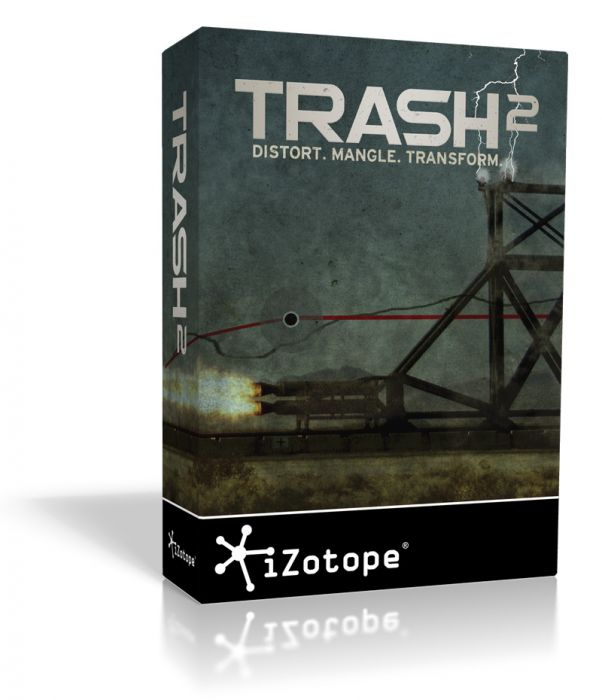 iZotope Trash 2 v2.03 patched WiN X86 X64 NO iLOK