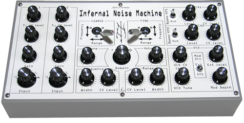 Noise Machine v1.09 MacOSX Cracked-CORE