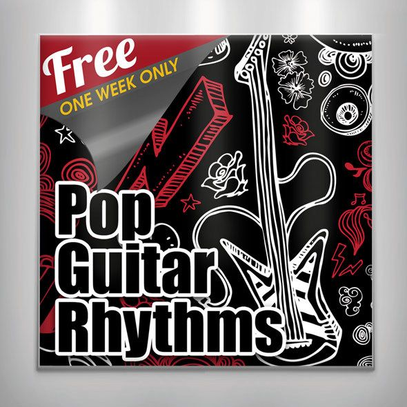 Nine Volt Audio Pop Guitar Rhythms REX RMX-VON.G