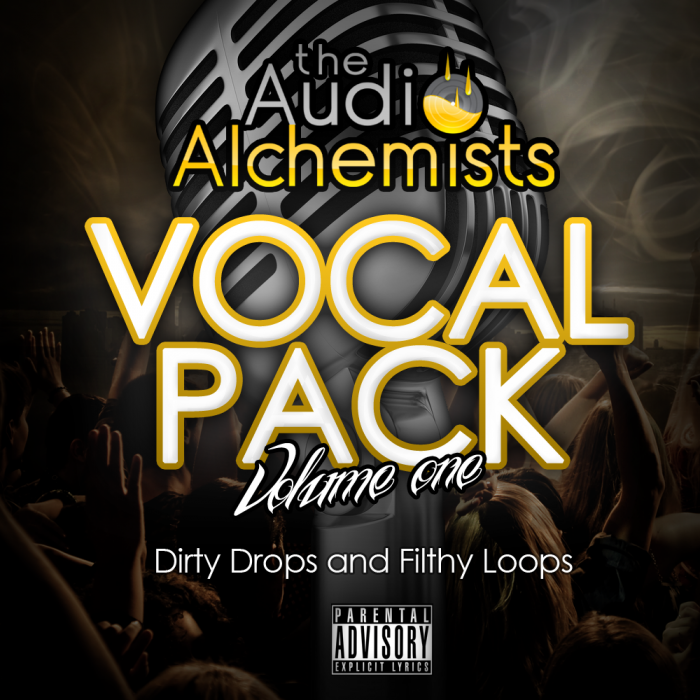 The Audio Alchemists - Vocal Pack Vol 1 WAV