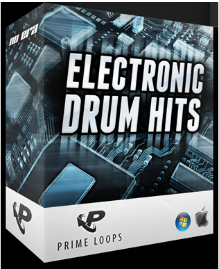 Prime Loops Electronic Drum Hits MULTiFORMAT-MAGNETRiXX