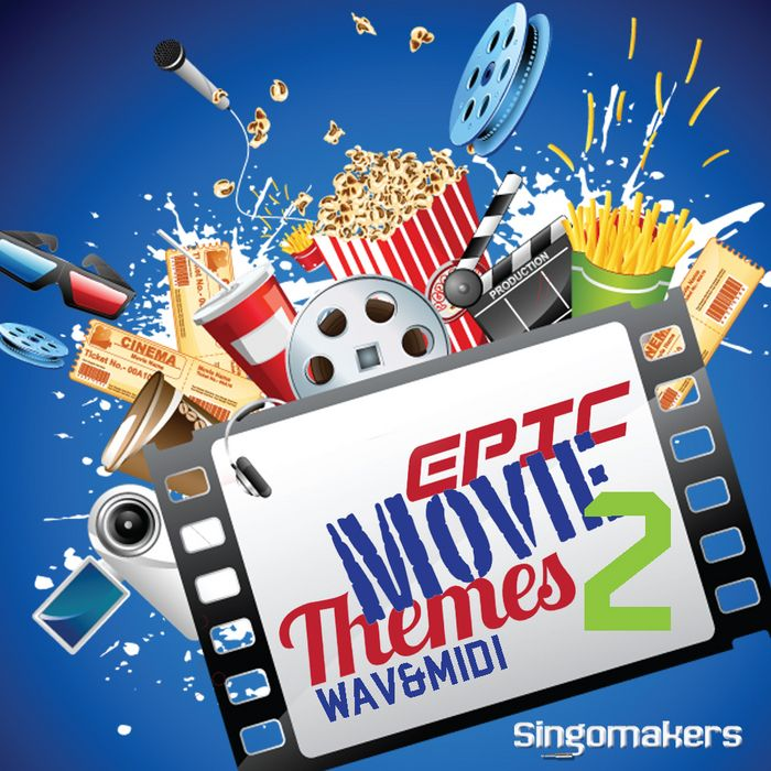Singomakers Epic Movie Themes 2 WAV MiDi