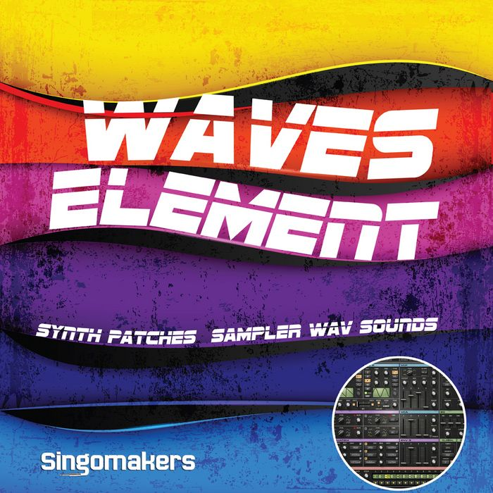 Singomakers Waves Element Synth Patches MULTiFORMAT-MAGNETRiXX