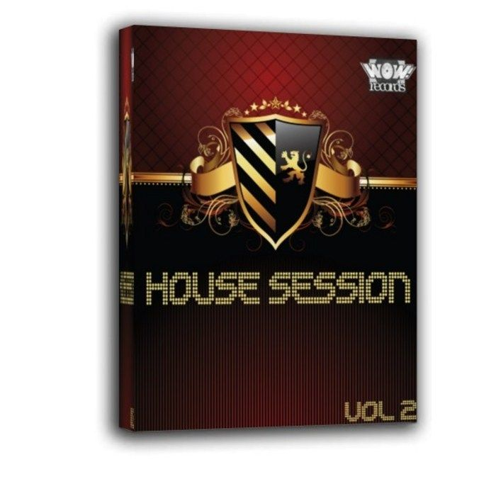 Wow! Records House Session Vol.2 MiDi-MAGNETRiXX