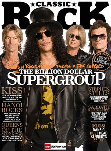 Classic Rock - August 2013