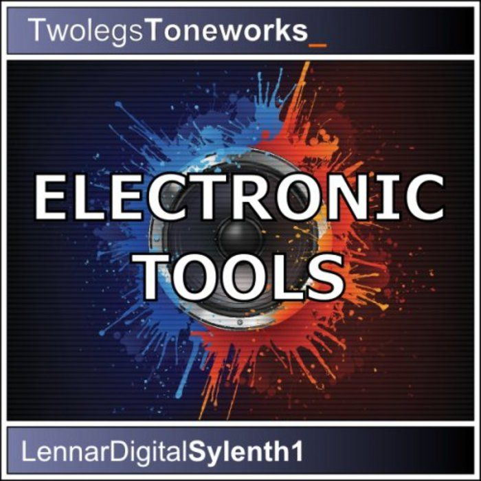 Twolegs Toneworks Electronic Tools For Sylenth1-MAGNETRiXX