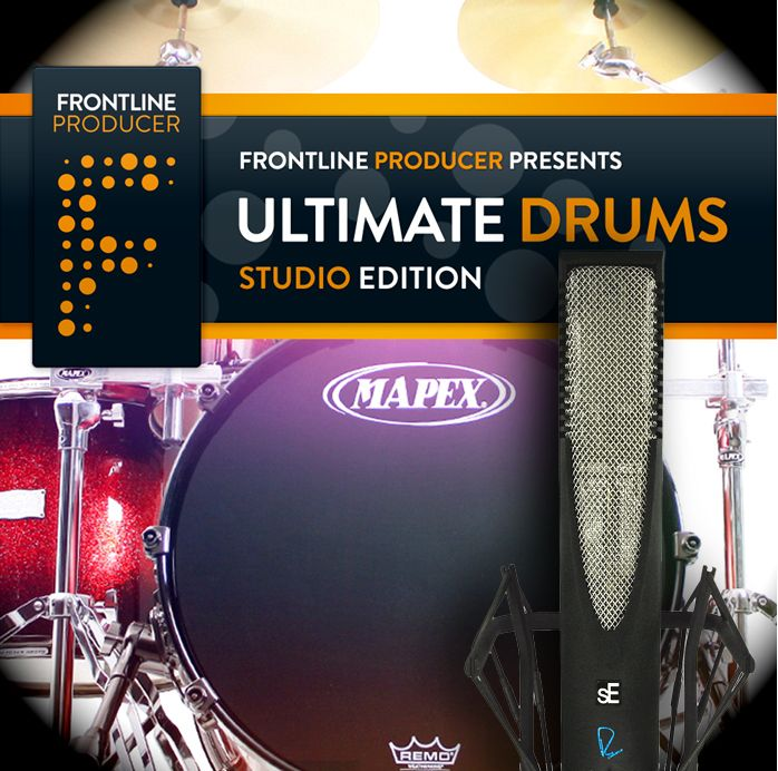 Frontline Producer Ultimate Drums Studio Edition MULTiFORMAT