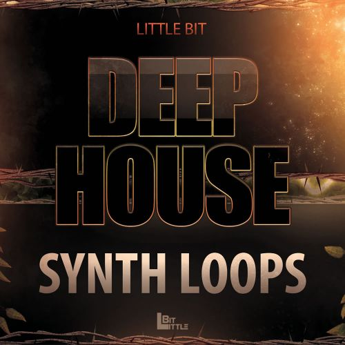 Little Bit Deep House Synth Loops Wav SCD-SONiTUS