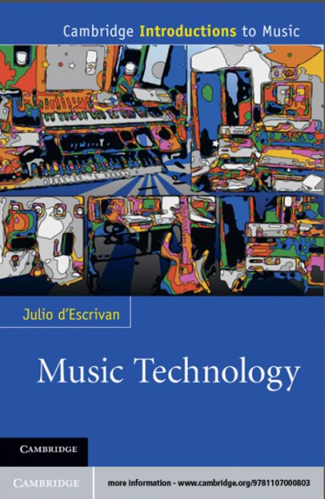 Music Technology (Cambridge Introductions to Music) PDF