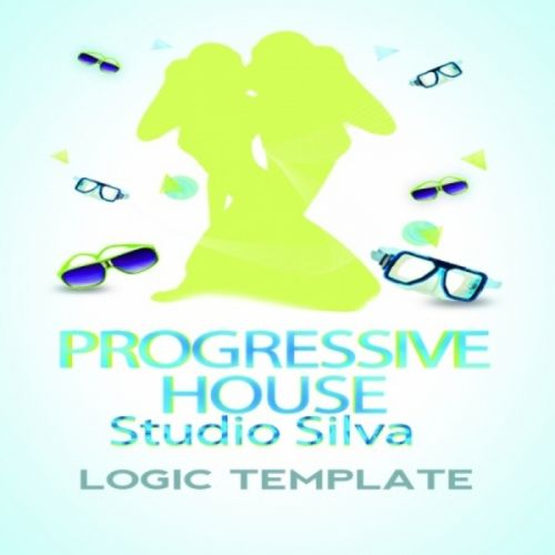 Studio Silva Progressive House Logic Template-MAGNETRiXX