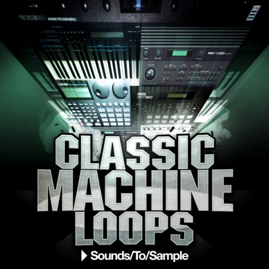 Sounds To Sample Classic Machine Loops WAV-MAGNETRiXX