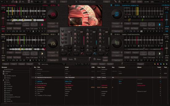 XYLIO DJ Mixer Professional v3.6.6 Incl.Keygen WiN/MAC-R2R