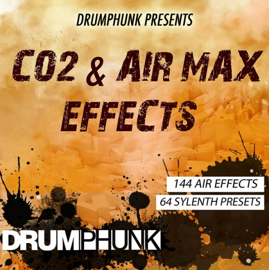 Drumphunk Co2 AirMax Effects WAV Sylenth1 Presets-MAGNETRiXX