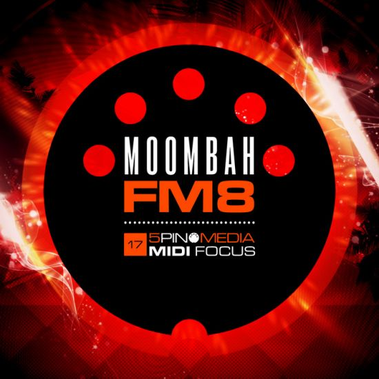 5Pin Media MIDI Focus Moombah FM8 WAV MiDi Ableton Live Pack Synth Presets-AUDIOXiMiK