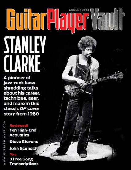 Guitar Player Vault - August 2013