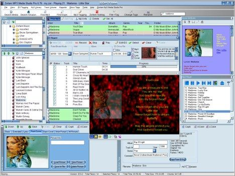 Zortam Mp3 Media Studio Pro 16.05-ML