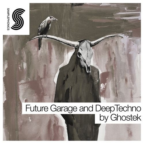 Samplephonics Future Garage and Deep Techno by Ghostek MULTiFORMAT