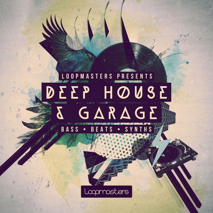 Loopmasters Presents Deep House and Garage MULTiFORMAT-MAGNETRiXX