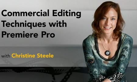 Lynda.com Commercial Editing Techniques with Premiere Pro TUTORiAL-MAGNETRiXX