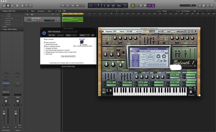 Volt & State PluginBridges for Logic Pro X