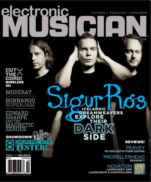 Electronic Musician - September 2013